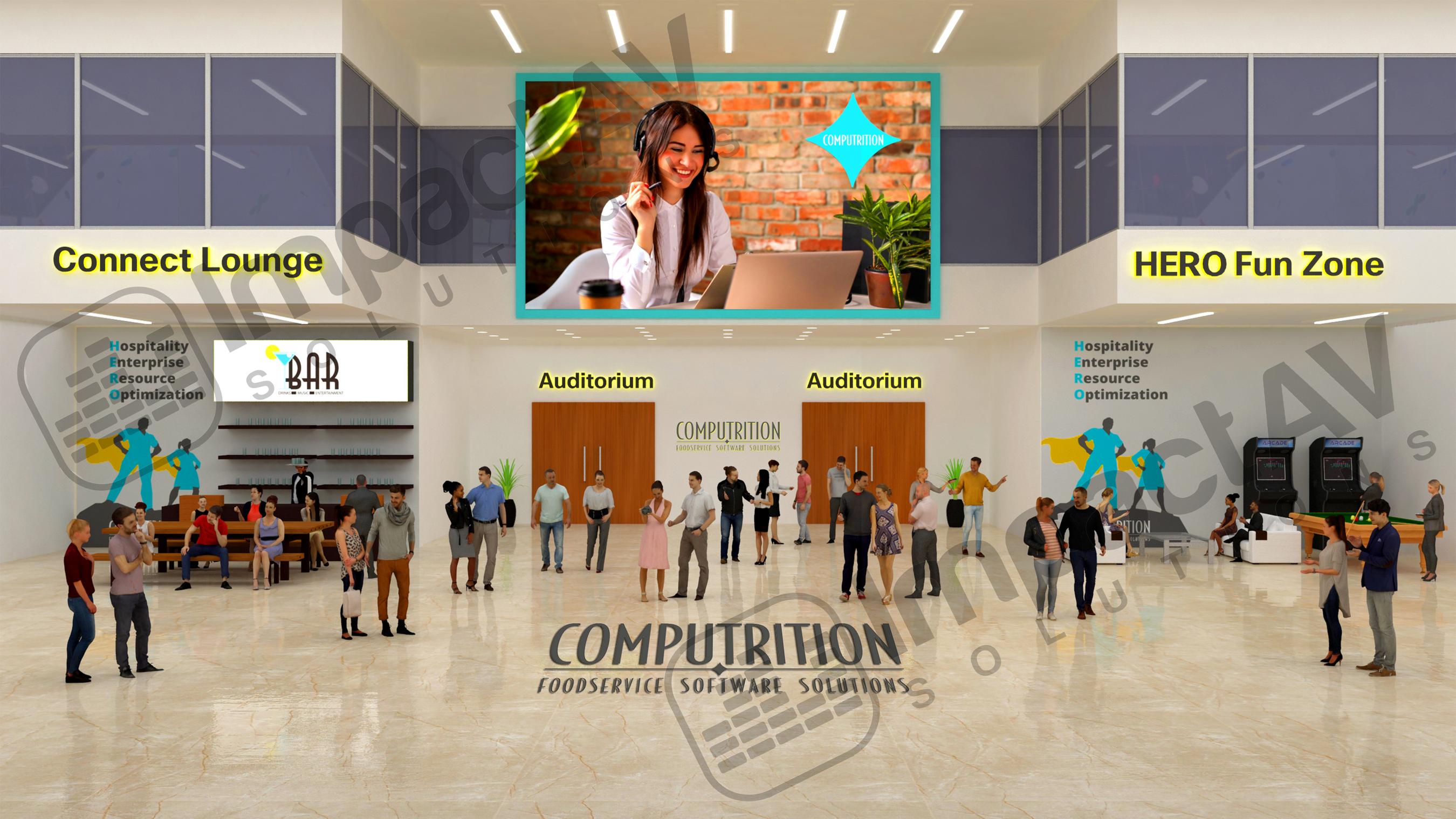 Computrition Lobby