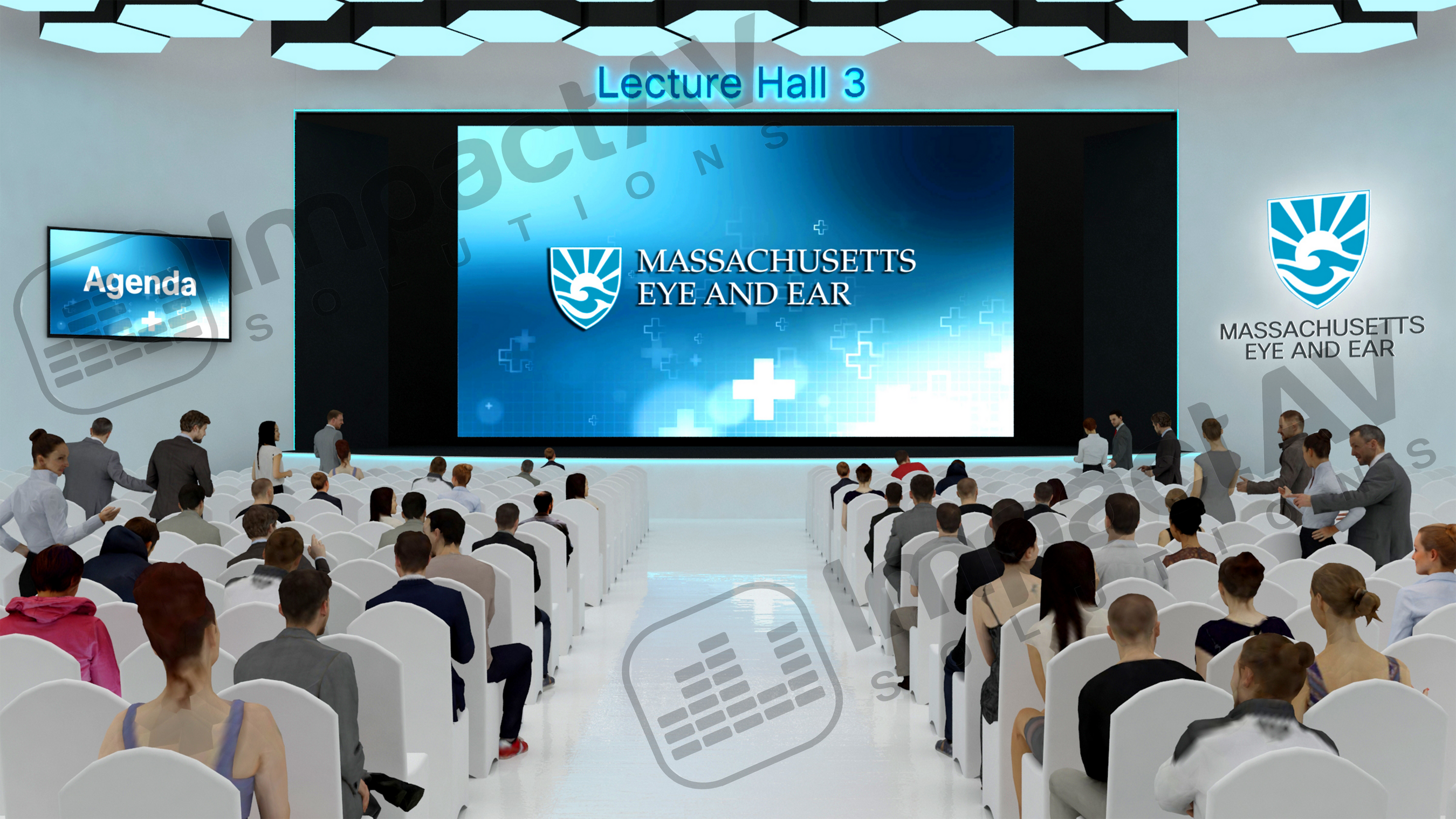 MEEI Lecture Hall
