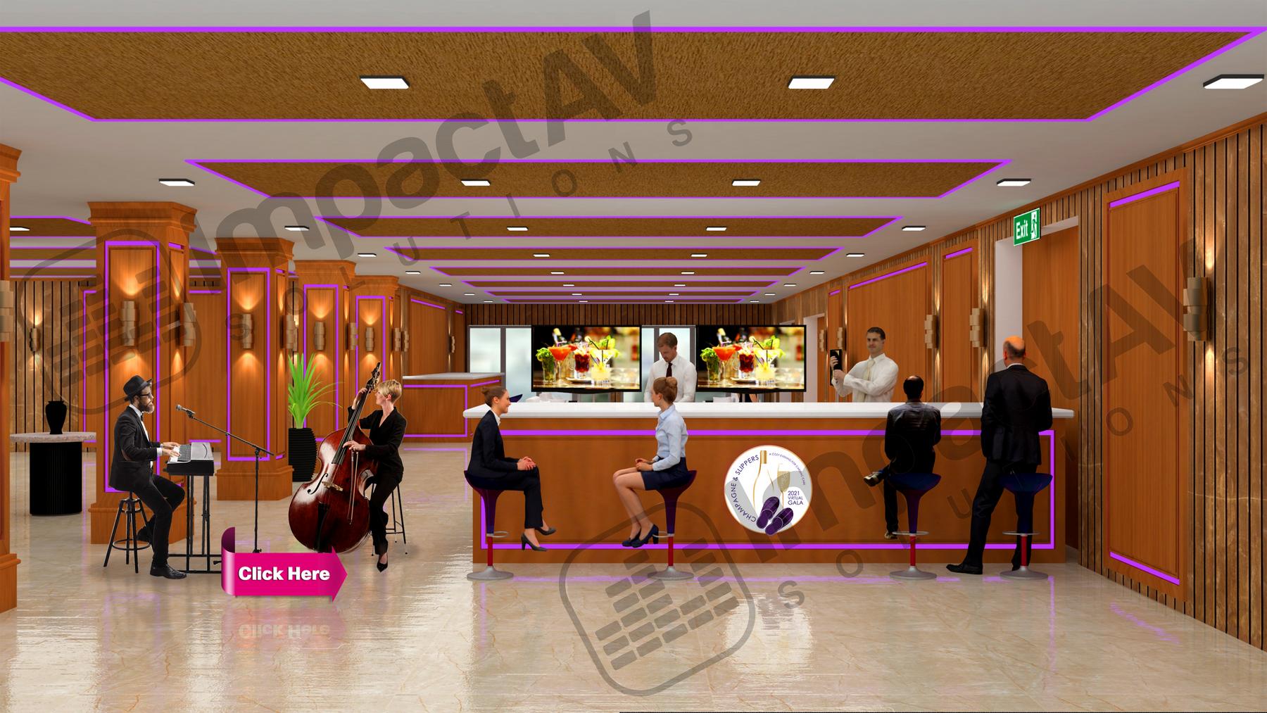 NHF Lounge