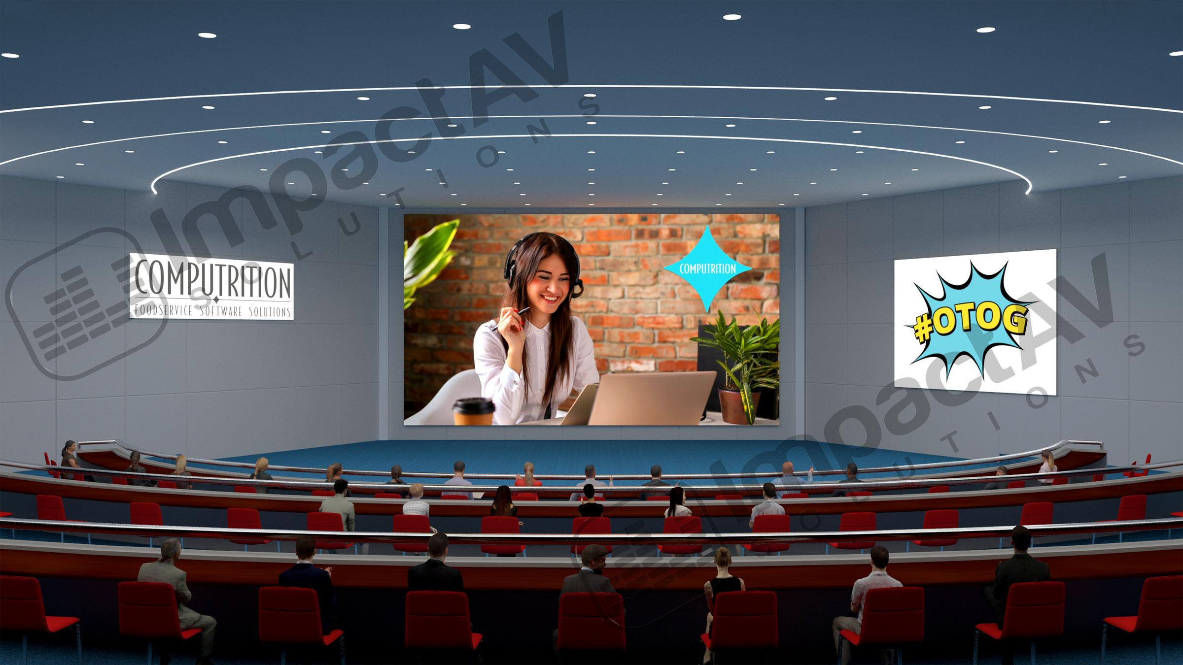 Computrition auditorium