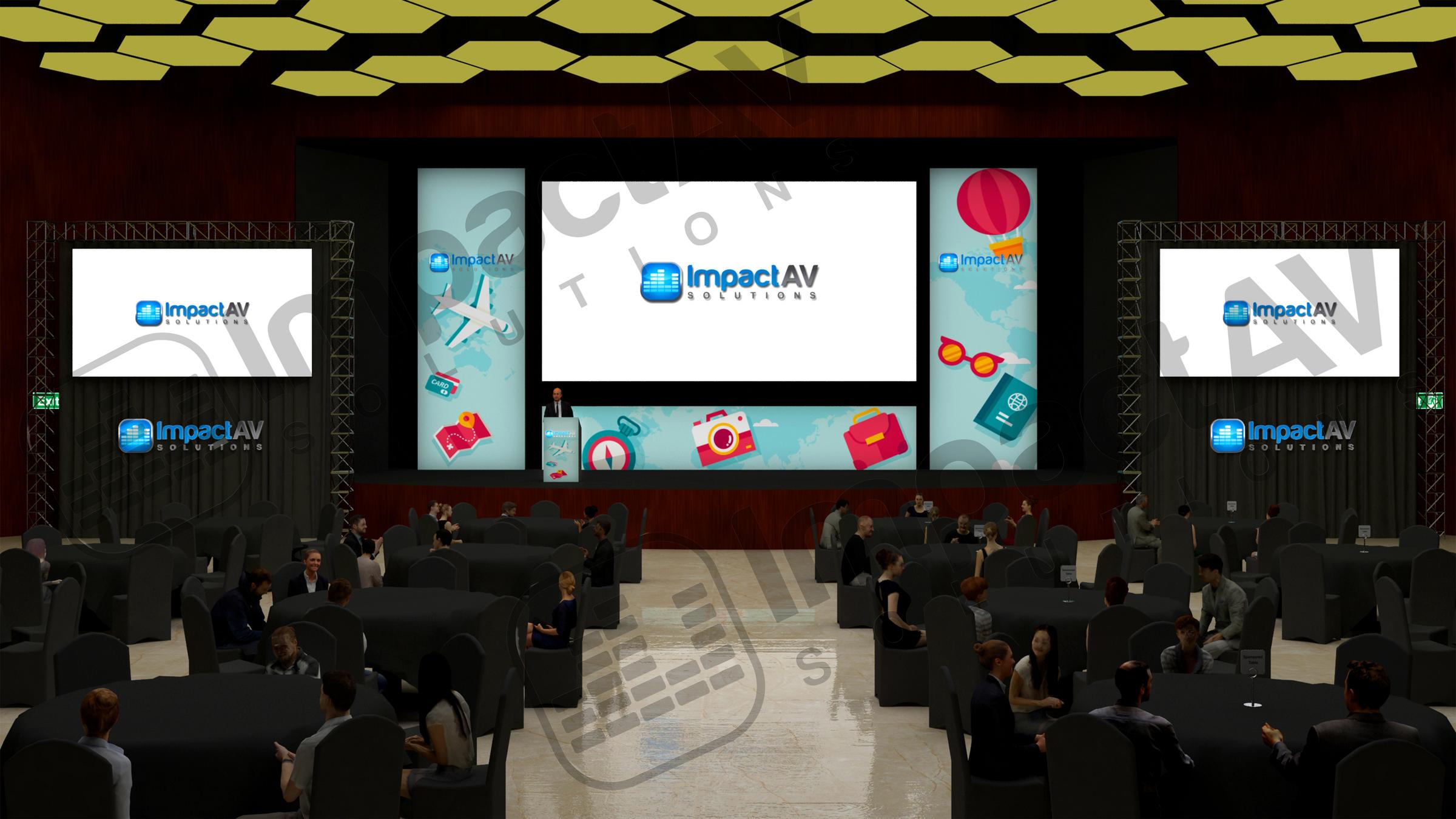 Impact AV Auditorium