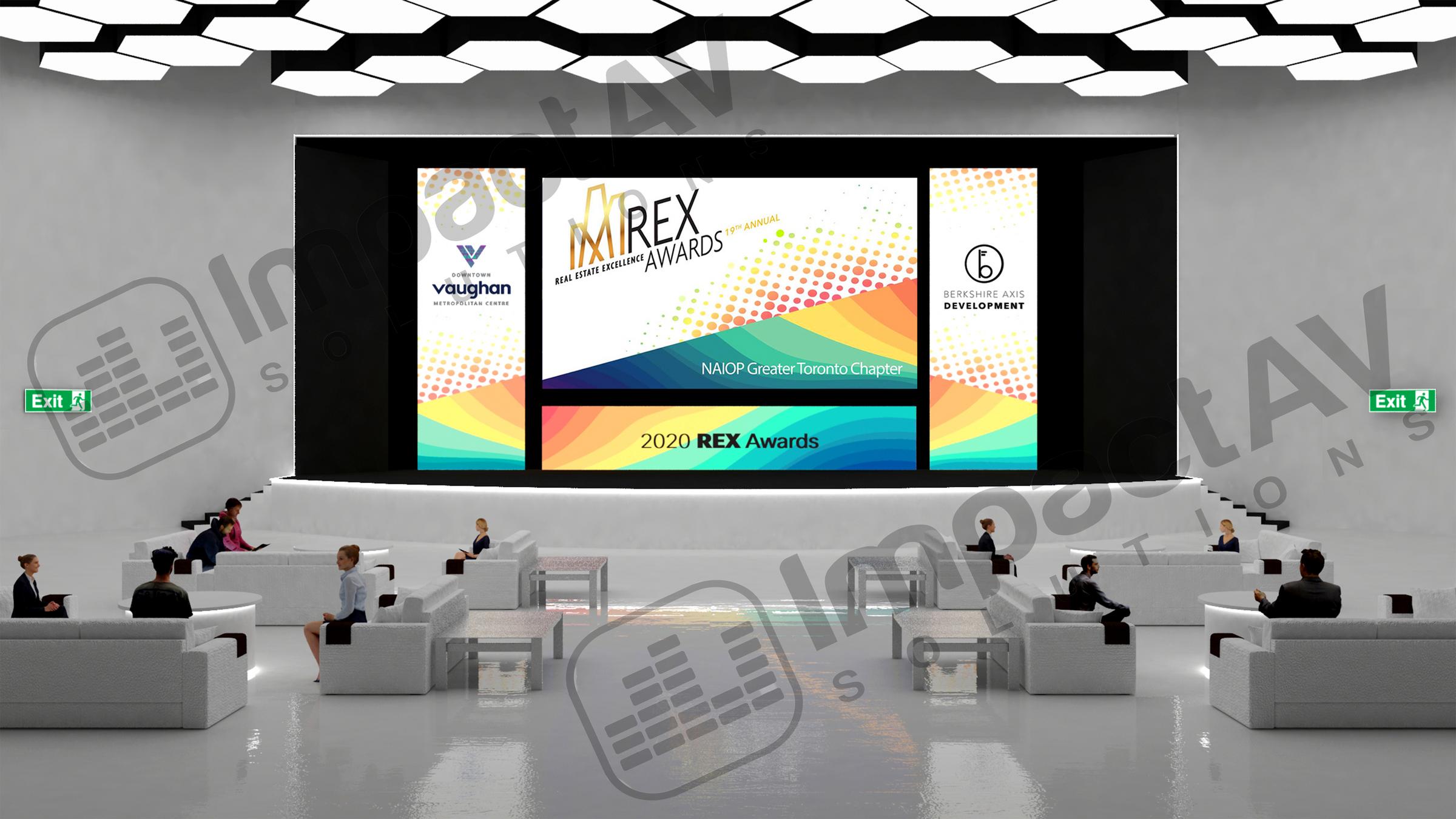 REX Stage